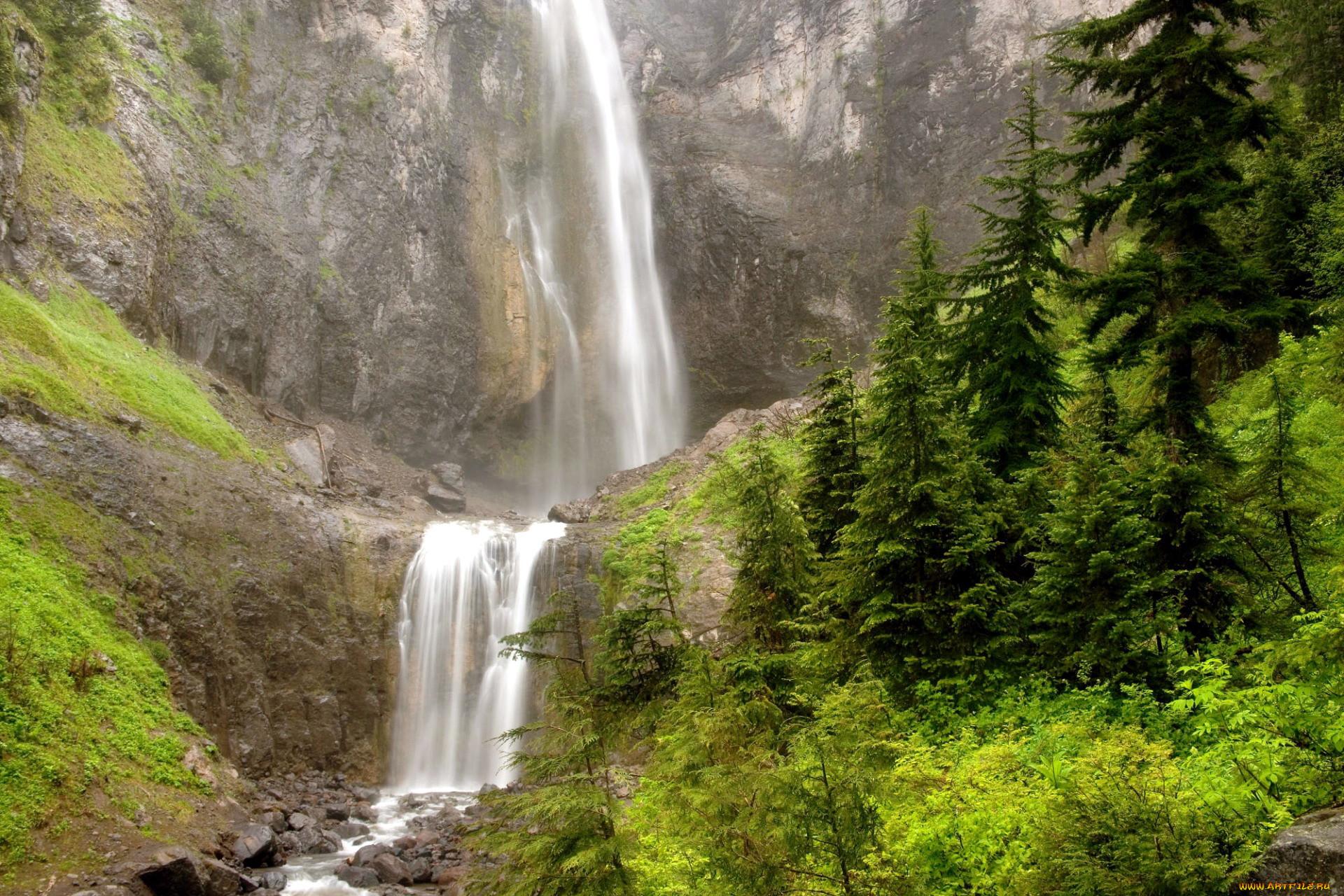 Картинки водопады и реки на которых они находятся